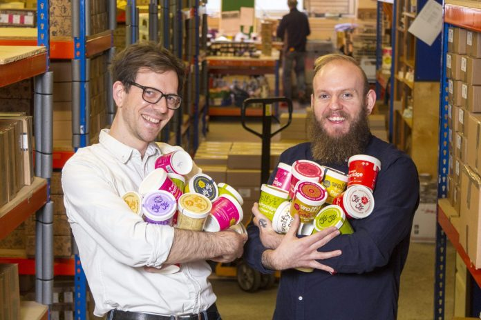 Artisan Stroud company secure flying food deal with British Airways