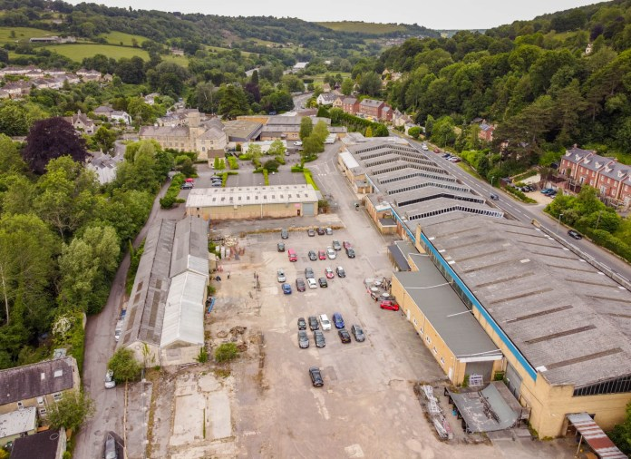 Invitation to local residents to find out more about Brimscombe Port redevelopment