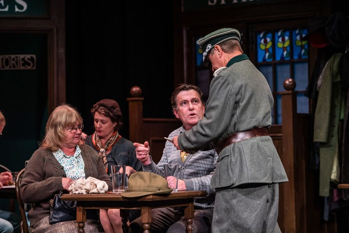 Peace in our Time: Cotswold Players open with Noel Coward