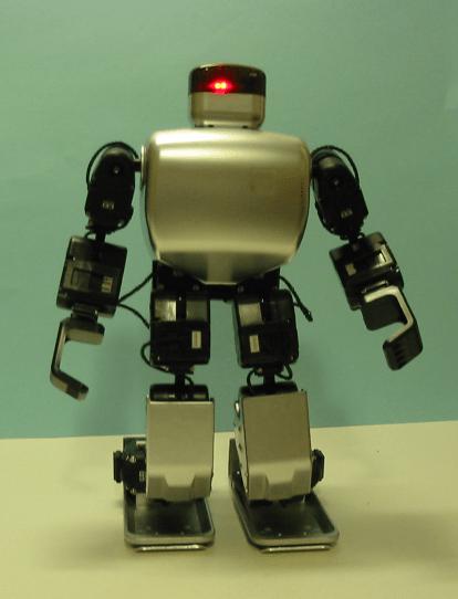 Joe's RoboBuilder Cylon