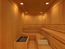 Сауна (117 фото): красивые проекты бани в частном доме с ...