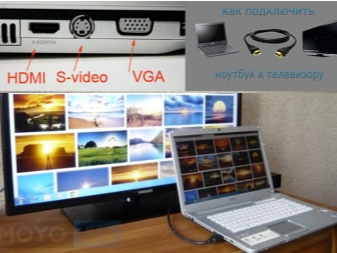Как вывести на телевизор изображение с компьютера? Как ...