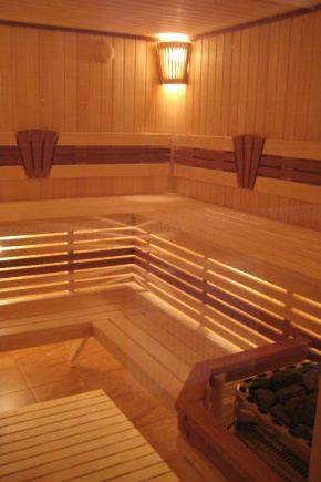 Отделка сауны 61 фото дизайн внутри бани интерьер