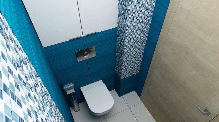 дизайн туалета 2 квм фото без ванной 7