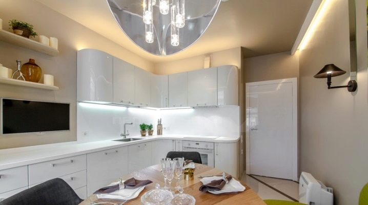 дизайн кухни 13 квадратных метров 3