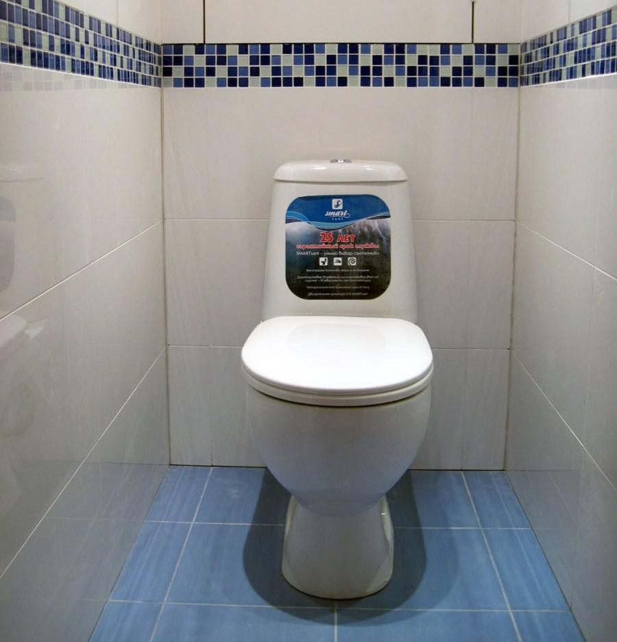 отделка туалета плиткой фото дизайн 1