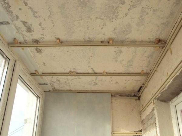 Pentru a nu fi scăzut plafonul, decalajul poate fi făcut minim