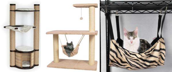 Lazalks felinos com redes