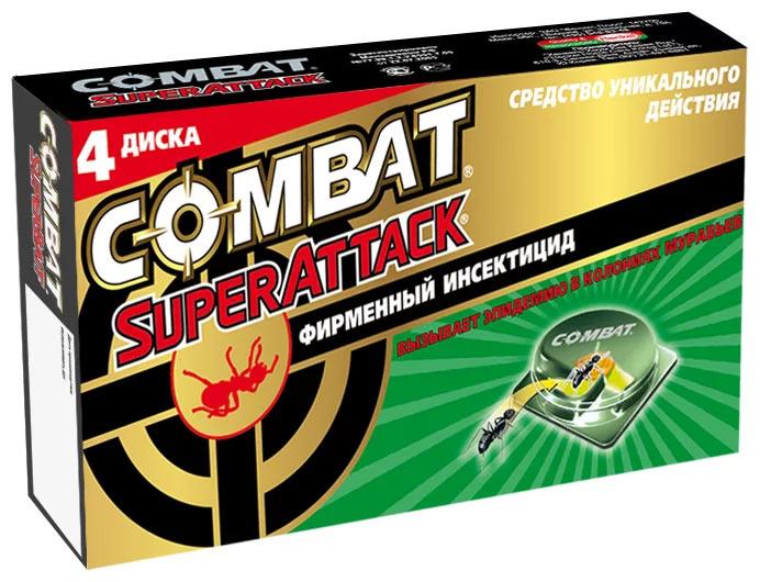 Combat Superatackin ansaan muurahaisilta. Yrityksen hyönteismyrkky aiheuttaa epidemian muurahaisten pesäkkeiden