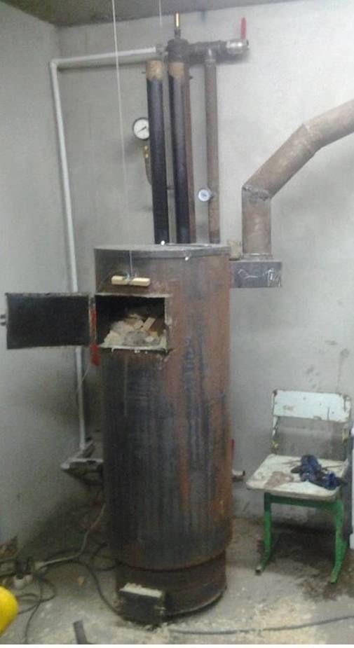 Boiler boiler.