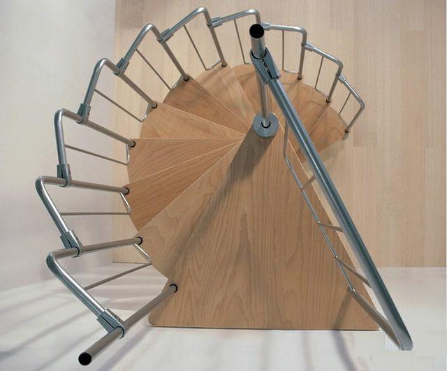 Nagyon gyakran, egy fémcsövet használják központi rackként.