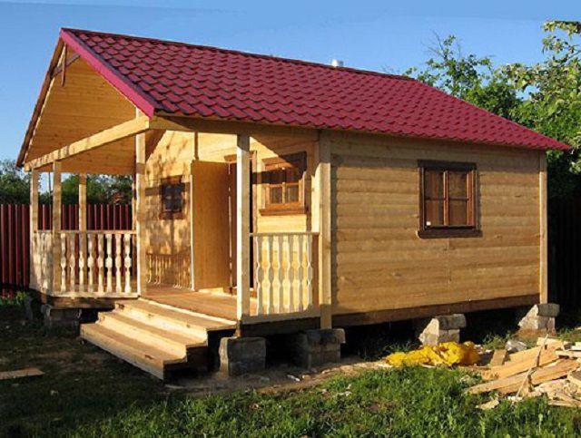 Para casas de campo Opciones óptimas - Diseño de marco