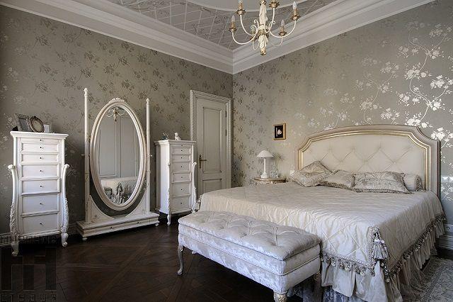 Klassieke slaapkamer