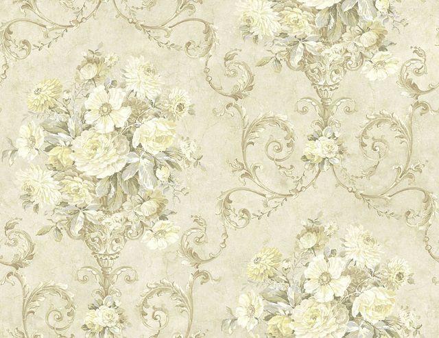 Zeer comfortabel in fliseline wallpaper