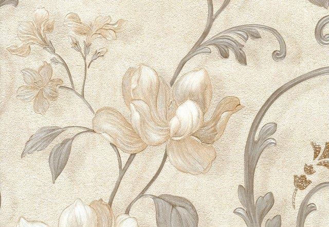 Zachte tonen van Phliselin Wallpaper, hoe kan niet geschikt zijn voor slaapkamers