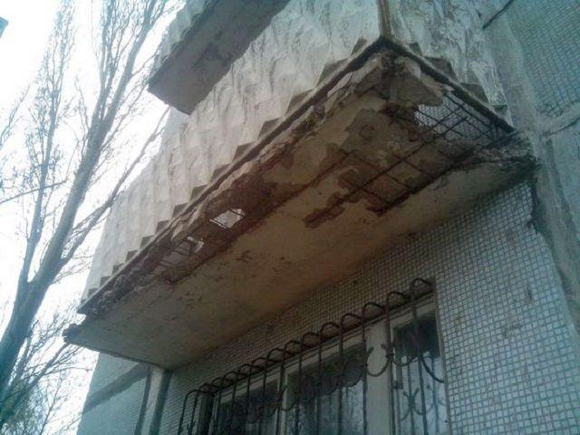 Мұндай балкондық табақ біршама күрделі конверсияны бастау екіталай