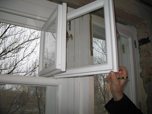 No subestimes la ventilación con la ventana abierta.