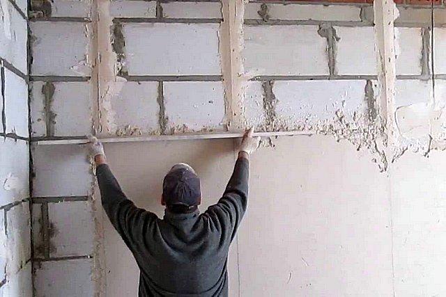 दीवारों को सही ढंग से कैसे प्लास्टर करें