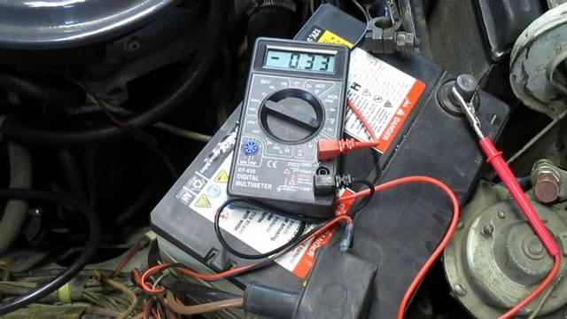 Ағымдағы беріктігін өлшеу мүмкіндігі автомобиль электрорекасындағы ағып кетуді шешуге мүмкіндік береді