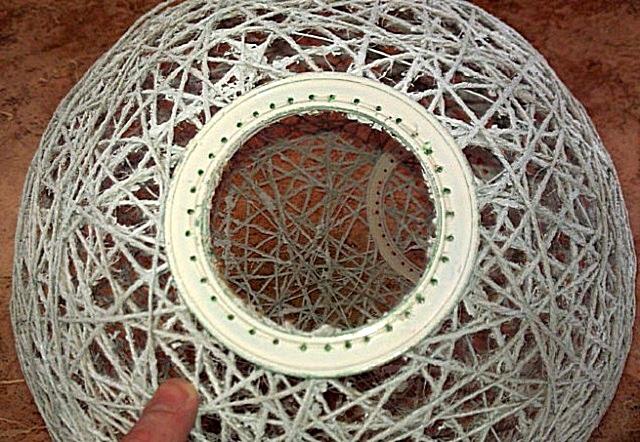 حلقه پلاستیکی فریم چاک برای کارتریج.
