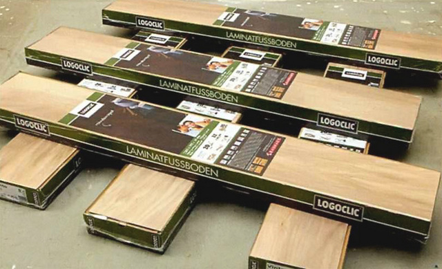 Laminate is required to give at least 48 hours for full adaptation to the conditions of the room in which it will be laid.