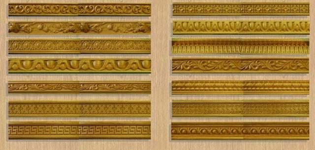 Tillverkningen av träplintar dekorerade med en tråd är en mycket arbetsintensiv process, och detta påverkar kostnaden för sådana produkter.