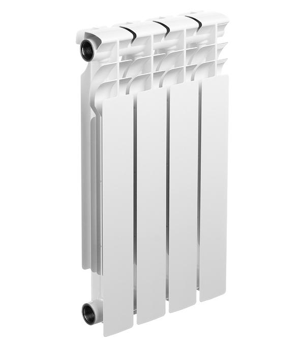Радиатор Halsen BS 500, 4 секции