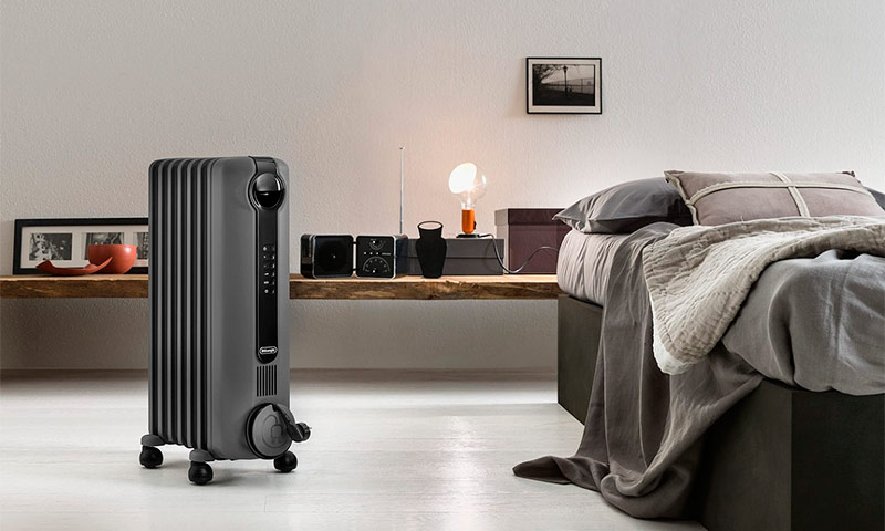Если радиатор уже какое-то время используется, проверьте его на наличие пыли и почистите