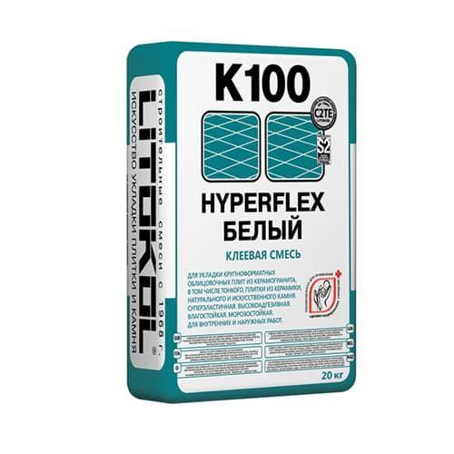 Клеевые составы для керамогранита. Выбор клеевого состава в зависимости от условий использования Litokol HyperFlex K100 Строительный портал
