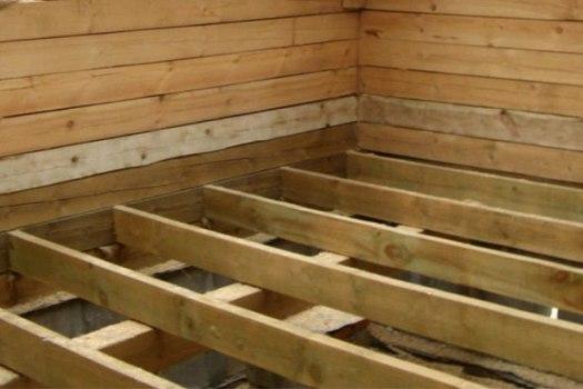 Расстояние между лагами пола: таблица, шаг лаг из досок, через какое расстояние ложат, между половыми лагами под доску, фото и видео