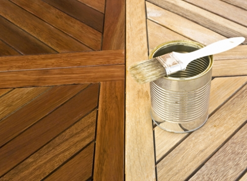 Stain or oil is better  Wood stains: types and scope of