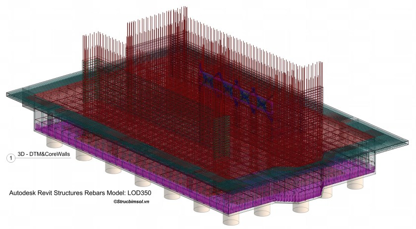 Revit_Rebars_Model_LOD350