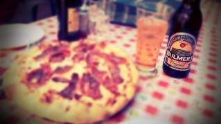 """""""Who Knew ?"""" Fantastic pizza in Ireland (yes, Ireland.) © David-Kevin Bryant"""