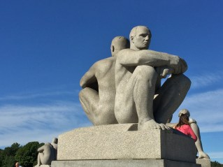 The sculptures of Gustav Vigeland. © David-Kevin Bryant