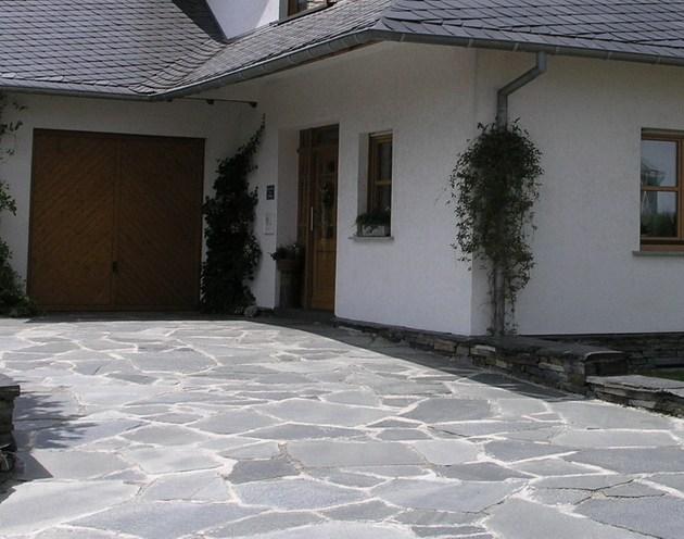 Naturstein Außenbeläge Außenbereich