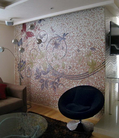 Mosaikfliesen Mosaik