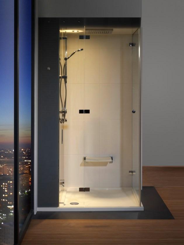 Dampfbäder Badezimmer bad Dampfbad Beleuchtung