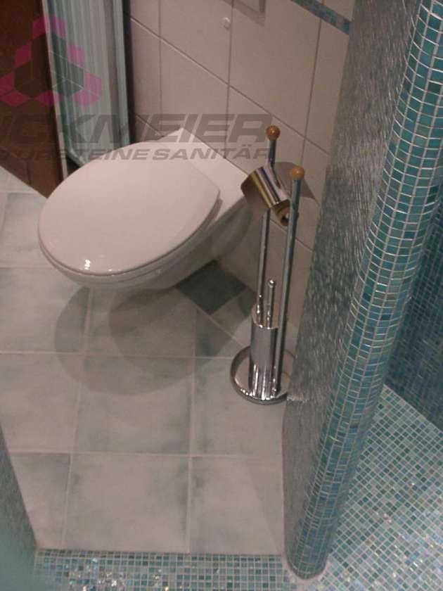 Dusche Bad Badezimmer Wandfliesen Mosaik