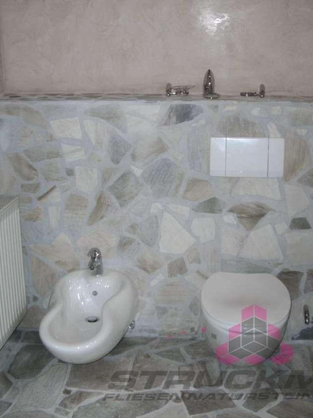 Bad Dusche Bodenfliesen Wandfliesen