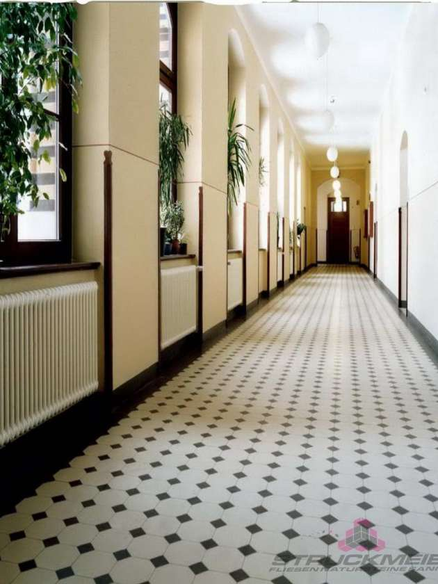 Via Bodenplatten Muster Dekor Bodenfliesen