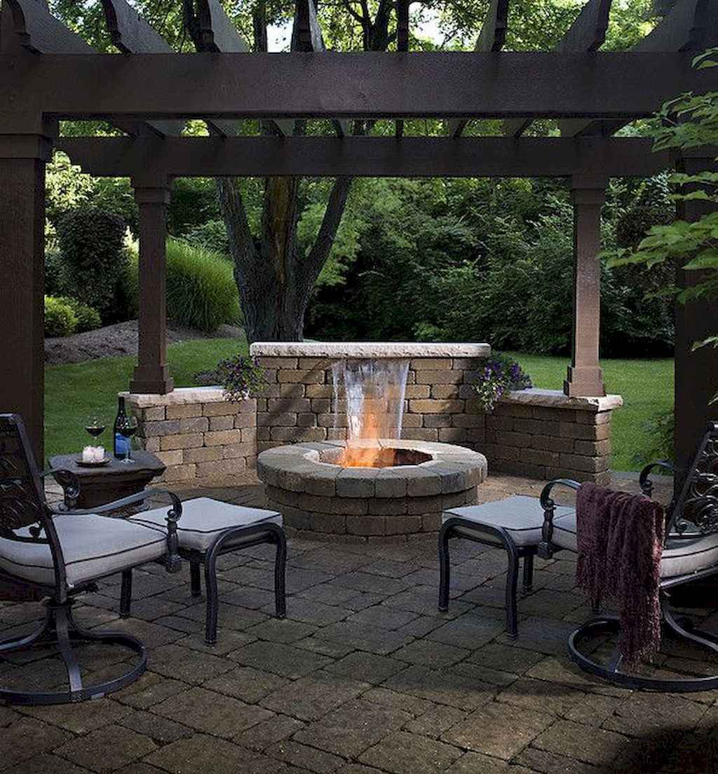 04 easy diy fire pit ideas for backyard landscaping