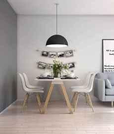 05 small dining room table & decor ideas