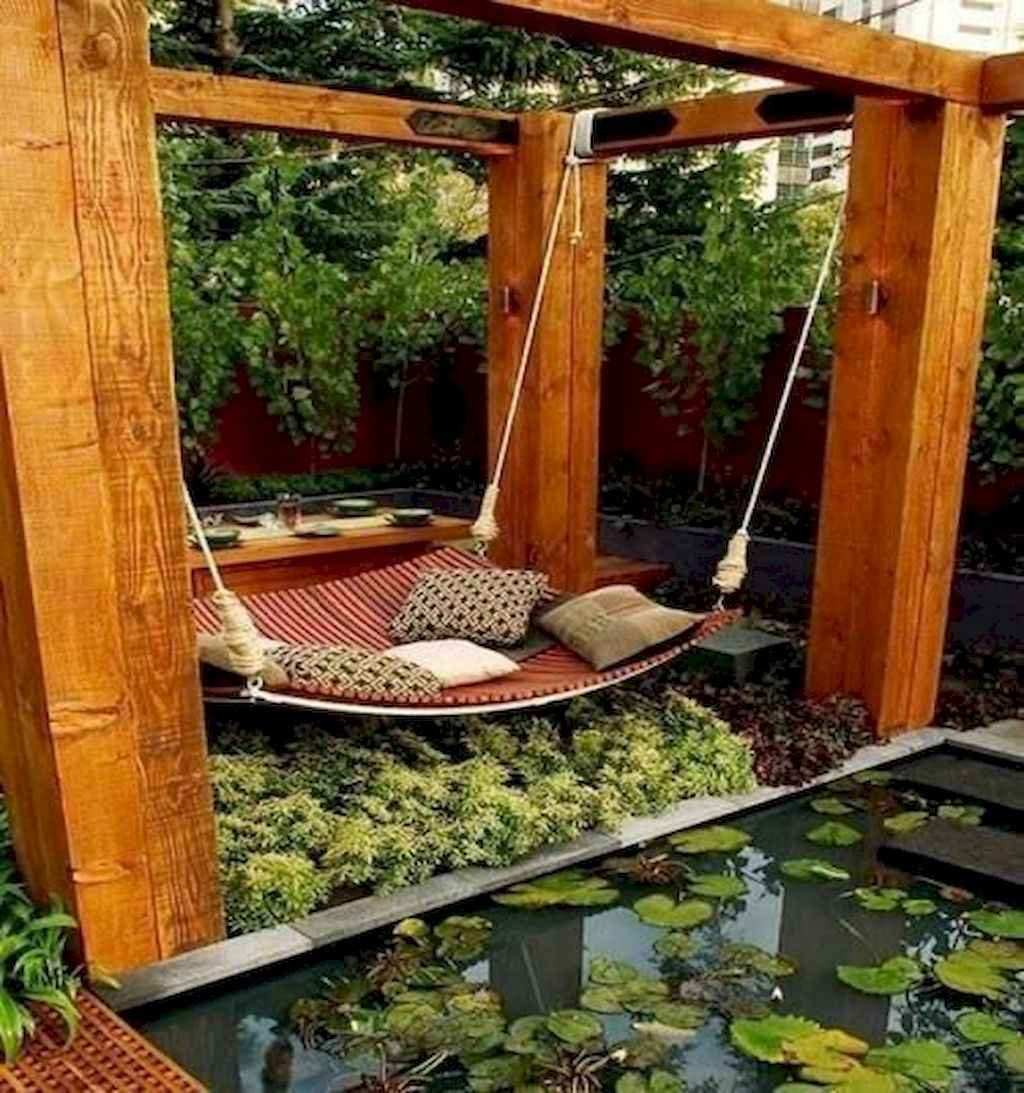 07 gorgeous backyard ponds and water garden landscaping ideas