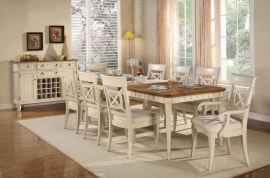 10 fancy french country dining room decor ideas