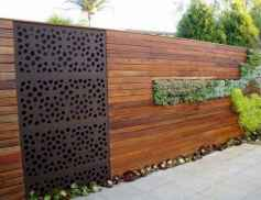 12 simple and cheap privacy fenceideas