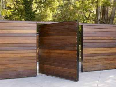 14 simple and cheap privacy fenceideas