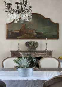 16 fancy french country dining room decor ideas