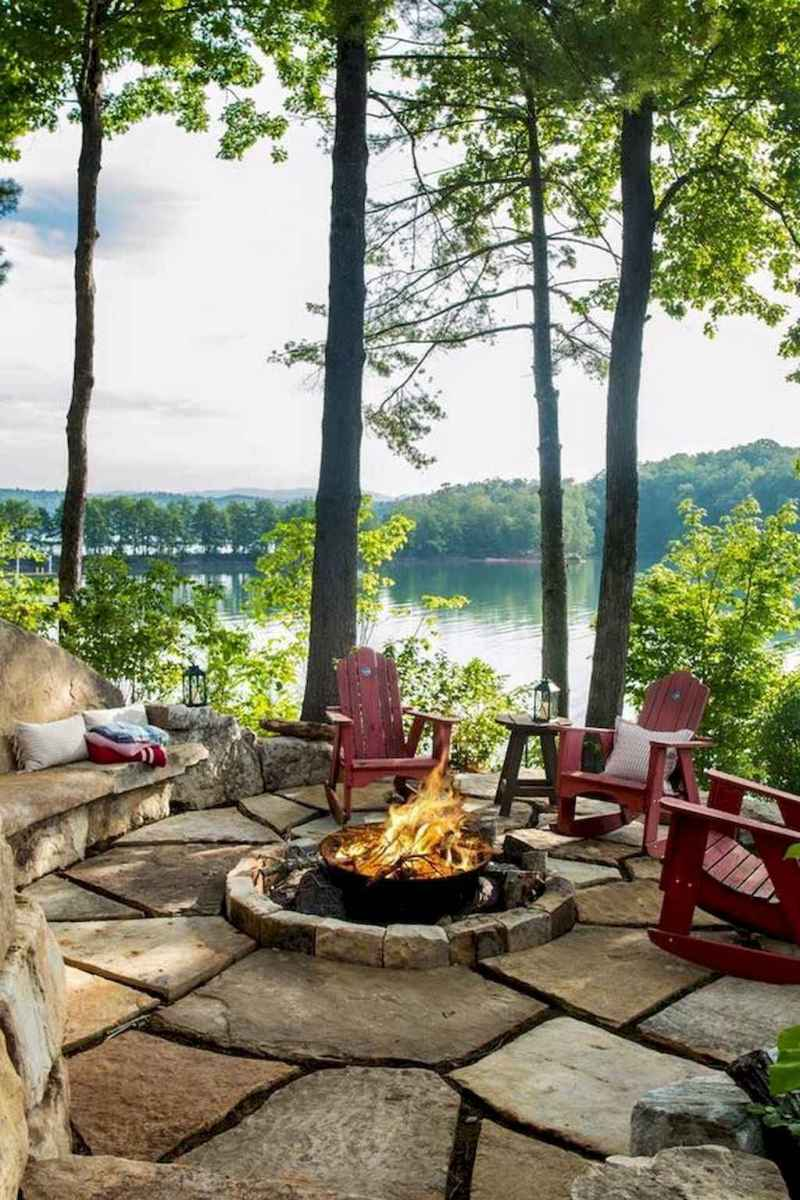 17 easy diy fire pit ideas for backyard landscaping