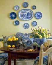18 fancy french country dining room decor ideas
