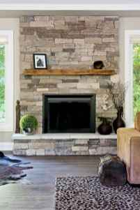 18 small fireplace makeover decor ideas